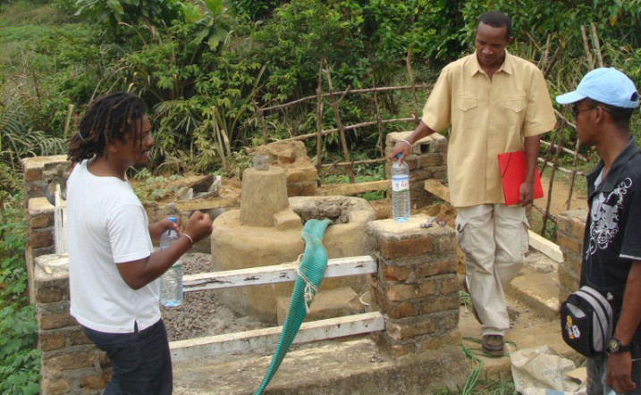 new well at Beandry